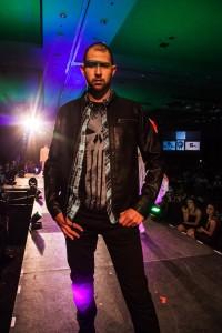 Moda 2015- Man with stripe